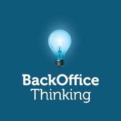 Back Office Thinking